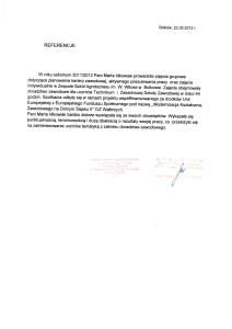 referencjeZespolSzkolAgrobiznesuBolkow2012